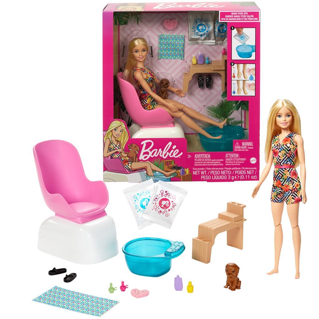 Barbie Salão de Manicure e Pedicure