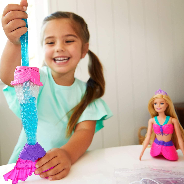 Barbie Sereia Slime