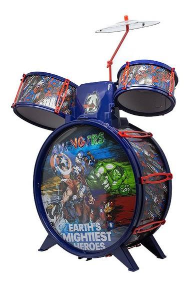 Bateria Musical Avangers