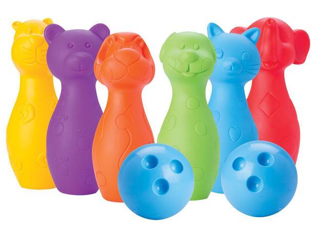 Boliche Coleção Bichinhos - Roma Brinquedos