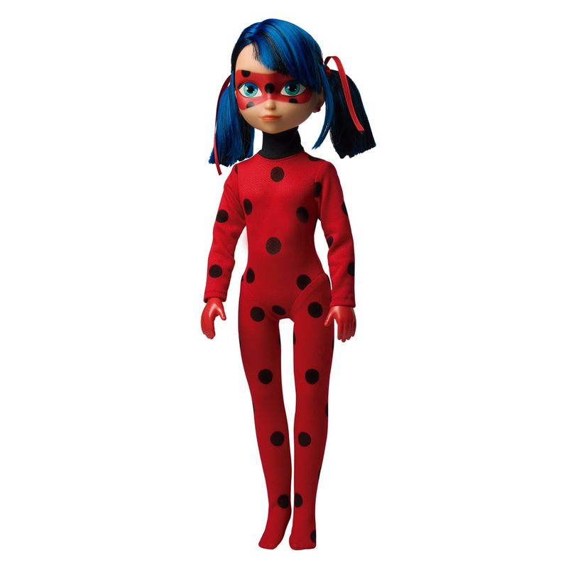 Boneca  45CM Ladybug Miraculous Musical