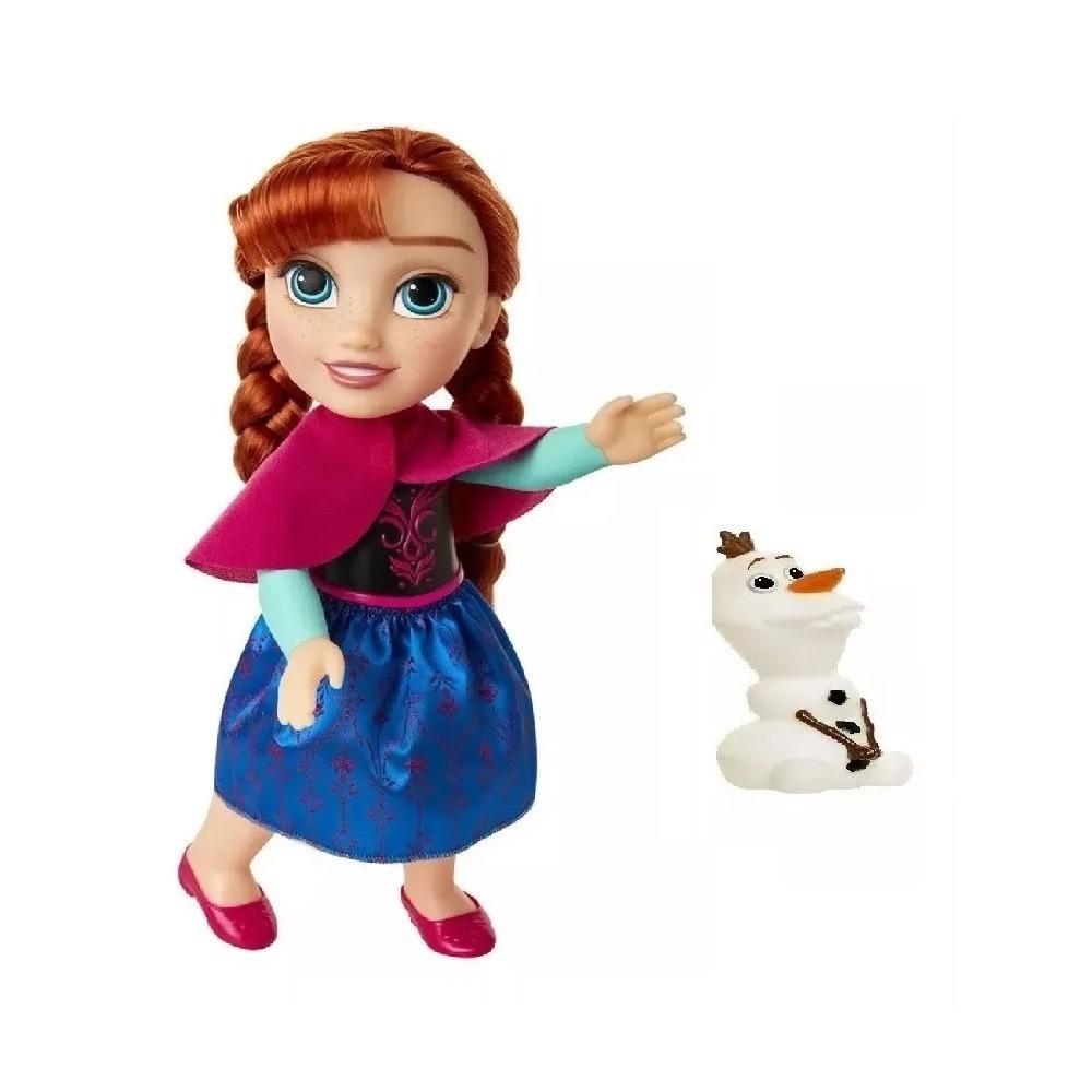 Boneca Anna Passeio com Olaf Mimo Brinquedos