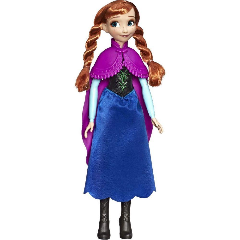 Boneca Articulada  Frozen - Anna