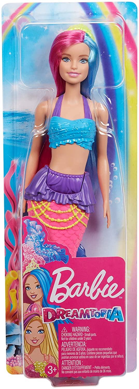 Boneca Barbie - Fantasia Sereia