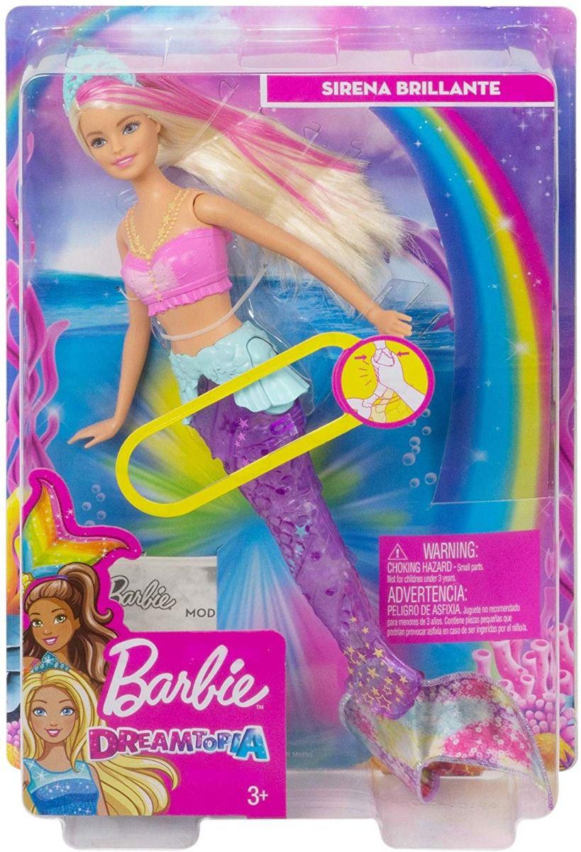 Boneca Barbie Mattel Sereia