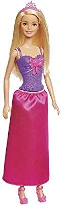 Boneca Barbie - Princesa Básica Loira
