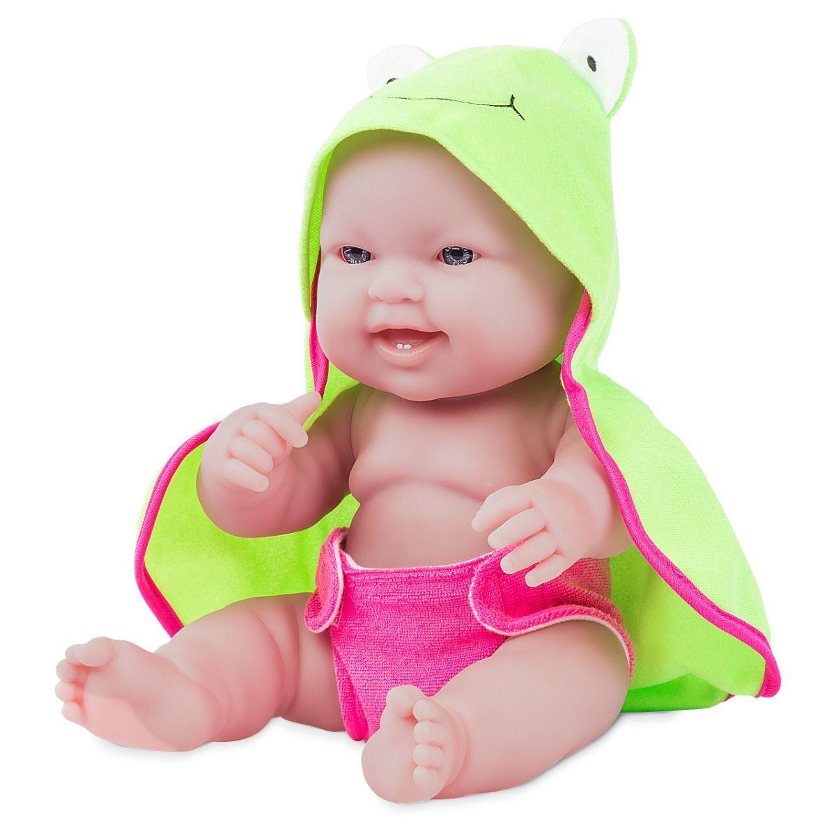 Boneca Bebê Lil' Cutesies Faz Xixi