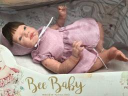 Boneca Bee Baby Recem Nascido - Bee Toys