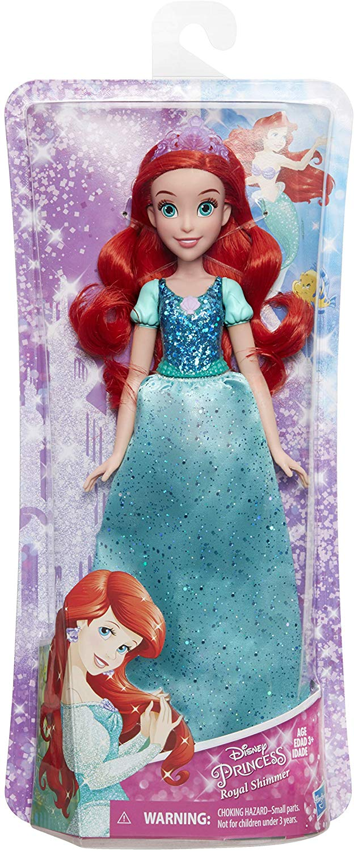 Boneca Clássica 30 Cm Princesas Disney - Ariel