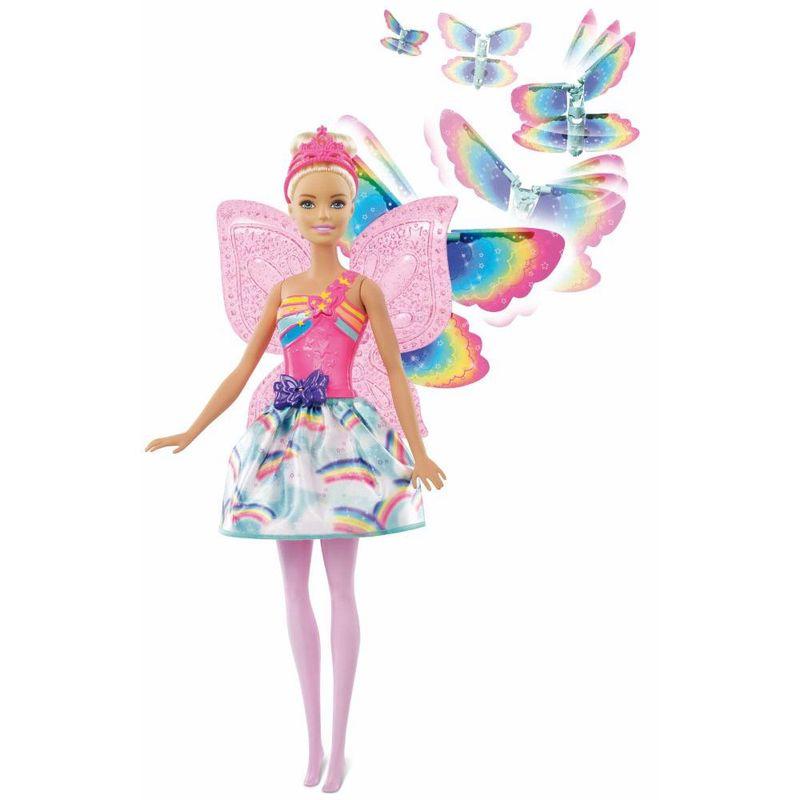 Boneca Fada Asas Voadoras