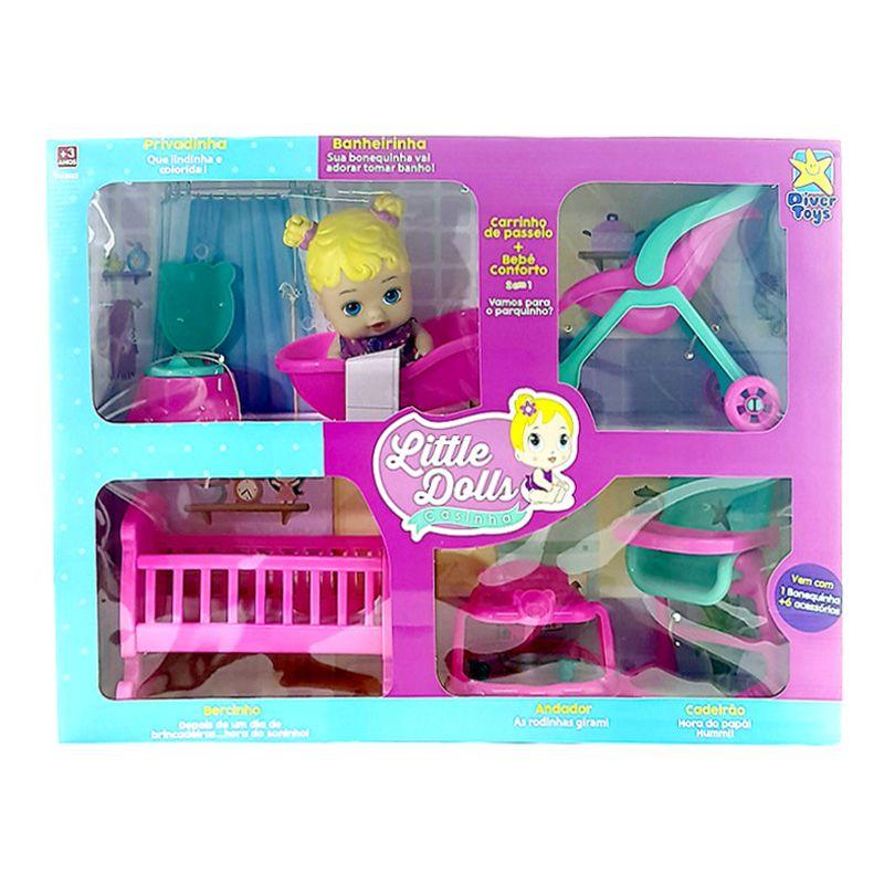 Casinha Little Dolls