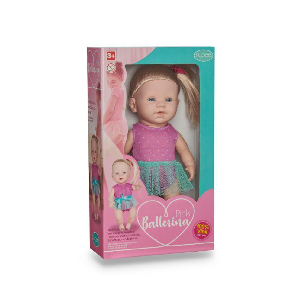Boneca Pink Bailarina
