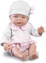 Boneca Roma Babies Hora da Vacina