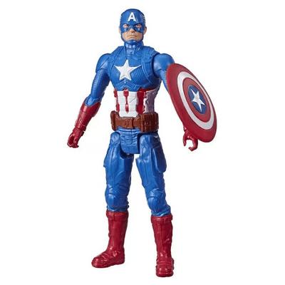Boneco Articulado Capitão America