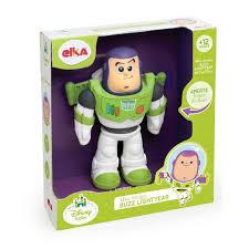 Boneco Articulado - Meu Amigo - Buzz Lightyear - Elka