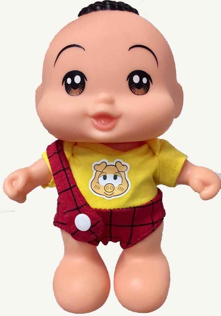 Boneco Cascão Baby Com som