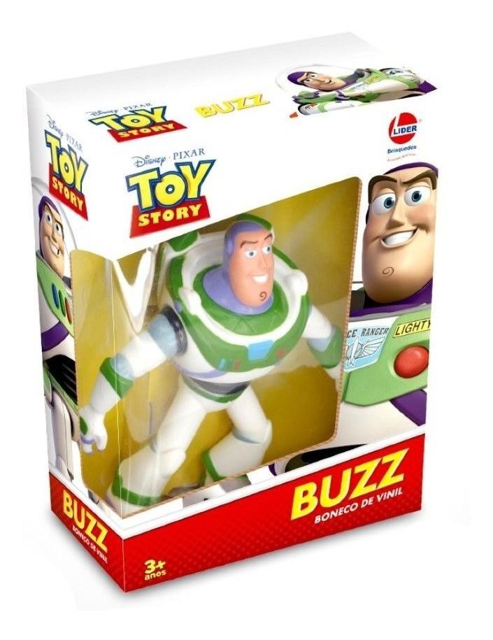 Boneco de Vinil Buzz Lightyear