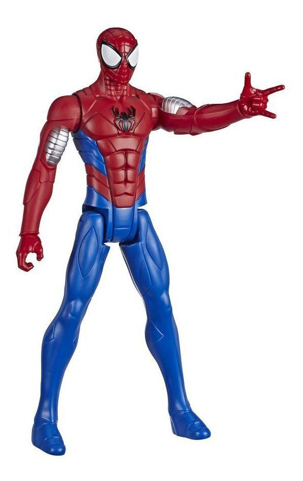 Boneco Homem Aranha Hero Blast Gear