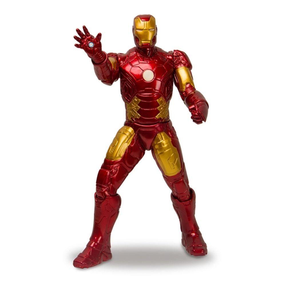 Boneco Homem de Ferro Revolution