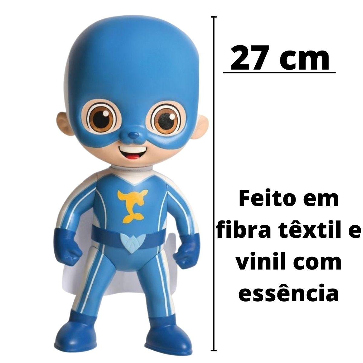 Boneco Luccas Neto Super Foca