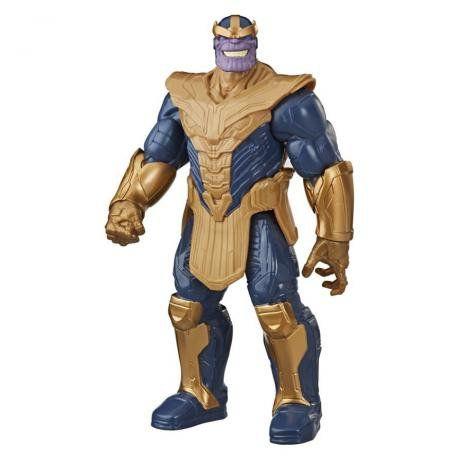 Boneco Thanos Avengers Blast Gear Deluxe Hasbro