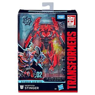 Boneco Transformers Generations Studio - Serie Deluxe