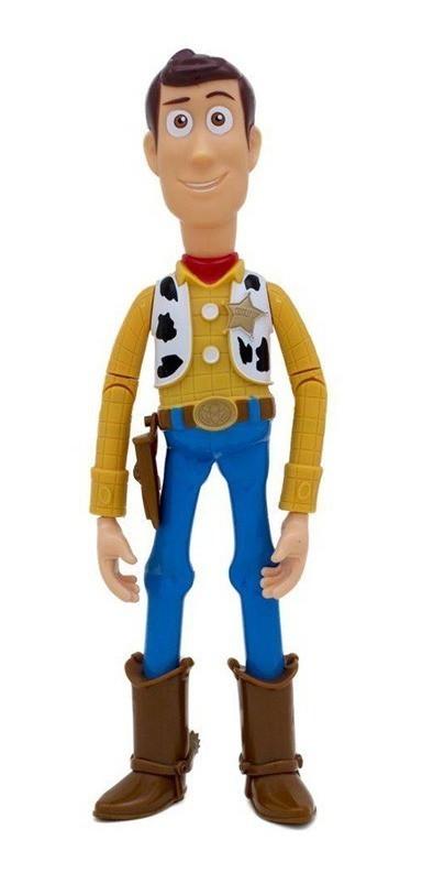 Boneco Woody Articulado - Toy Story 4