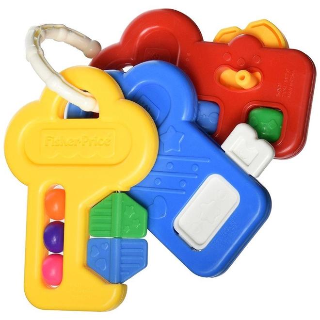 Brinquedo Chaves De Atividade- Fisher Price