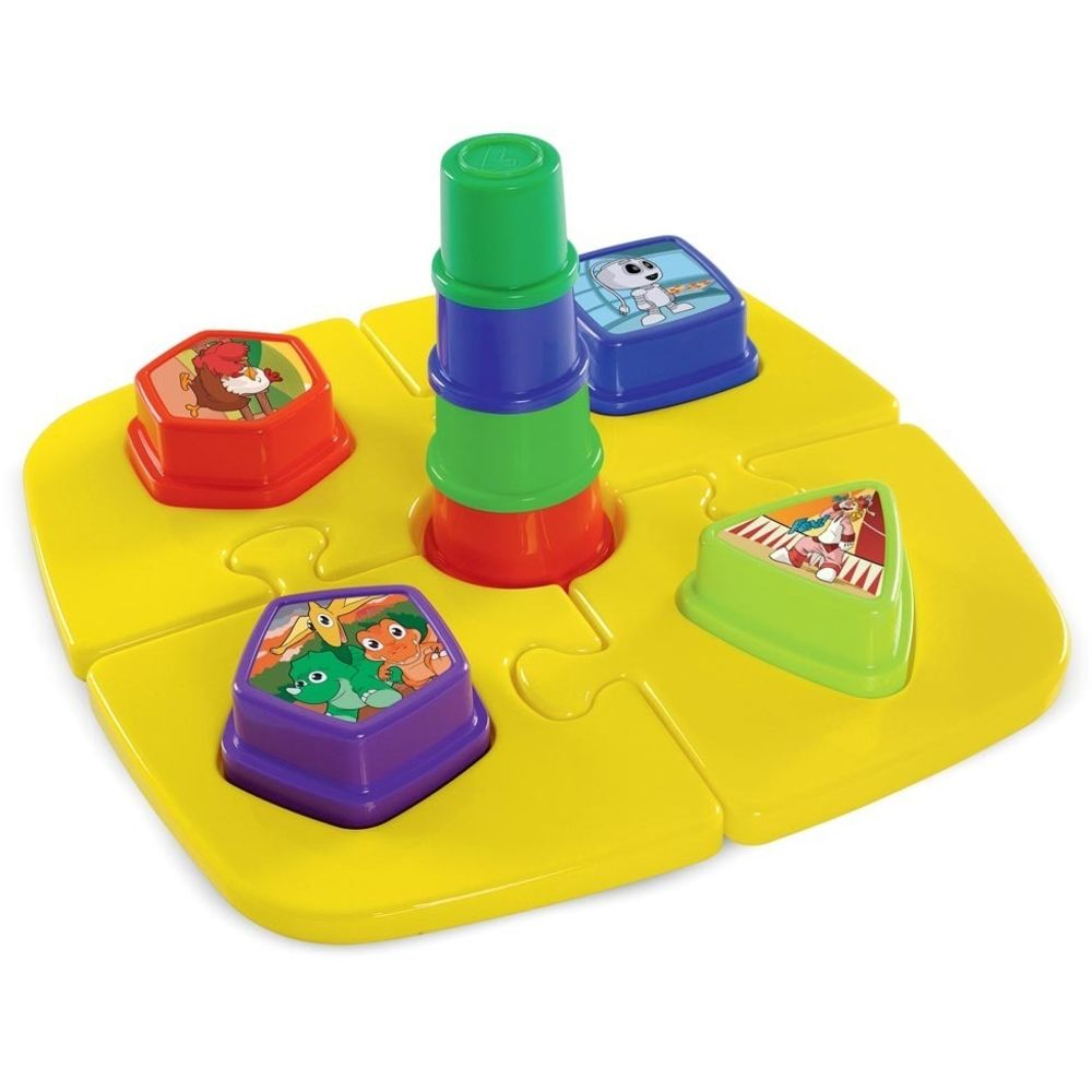 Brinquedo Educativo Brinkadeira Pedagógica