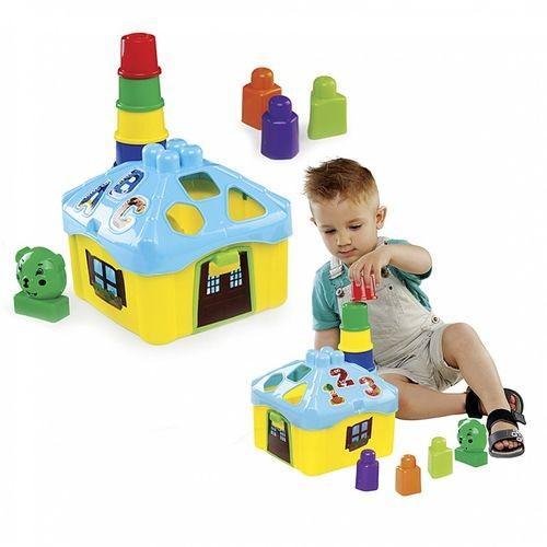 Brinquedo Educativo Casinha de Atividades - Dismat
