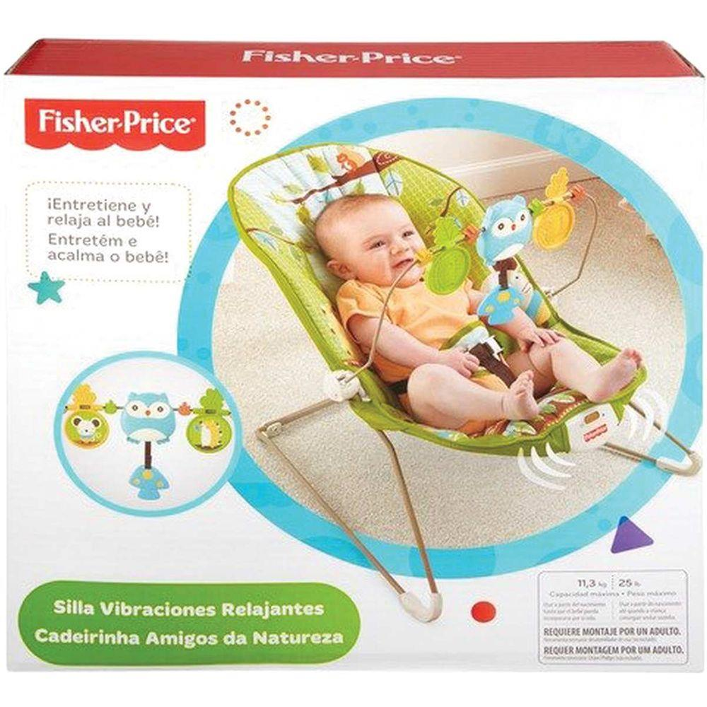 Cadeira Diversão do Bosque - Fisher Price