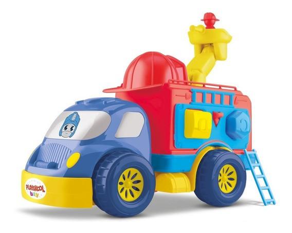 Caminhão Bombeiro Playskool