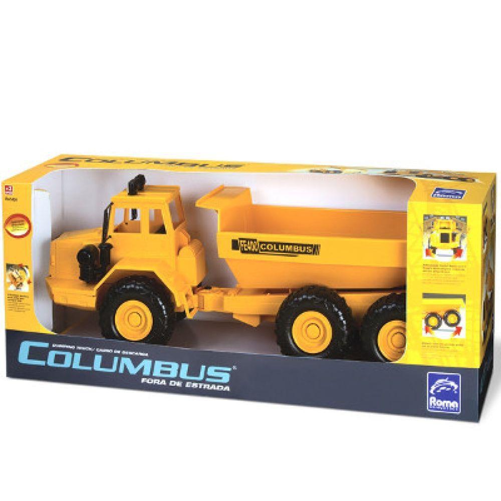Caminhão Columbus