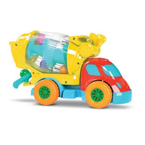 Caminhão Robustus Kids Betoneira