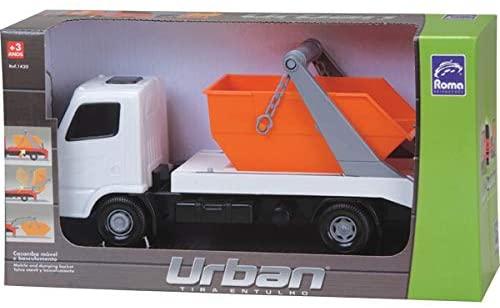 Caminhão Urban Tira Entulho