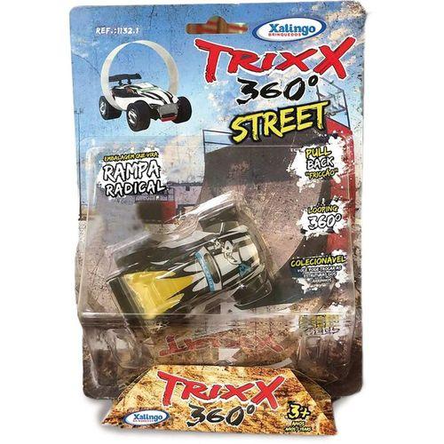 Carrinho De Fricção - Trixx 360º Street
