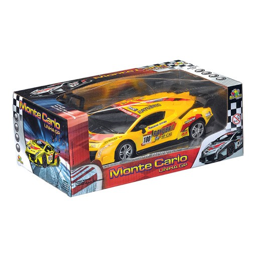 Carro Controle Remoto 4 Função Monte Carlo