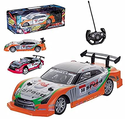Carro Controle Remoto Adrenalina Drift