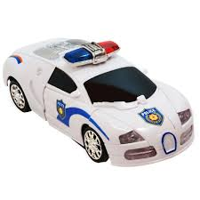 Carro Robô Policial