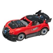 Carro Tunado Monte e Desmonte Hot Wheels