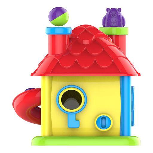 Casinha Emite Sons e Luzes - Magic Toys