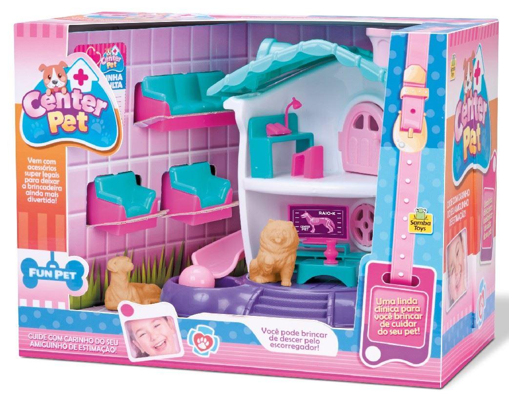 Center Pet - Samba Toys