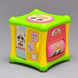 Cubo de Atividades Disney