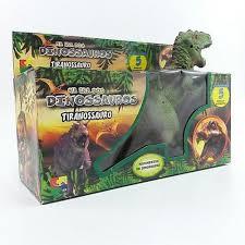 Dinossauro Tiranossauro Com Som