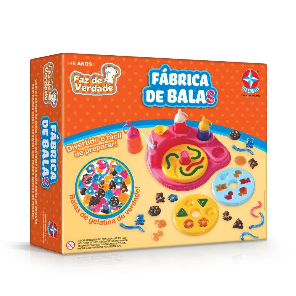 Fábrica De Balas - Estrela