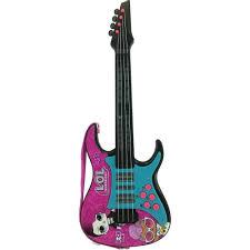 Guitarra Eletrônica Infantil LOL Surprise - Candide