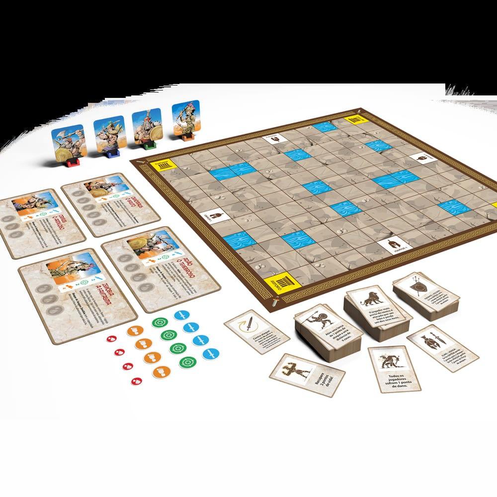 Jogo - Arena dos Gladiadores - Estrela