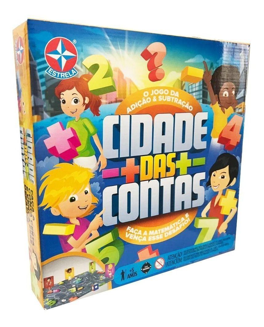 Jogo - Cidade das Contas - Estrela