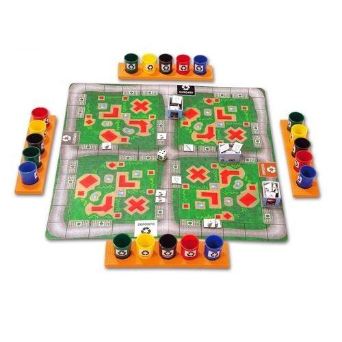 Jogo Cidade Limpa - Nig Brinquedos