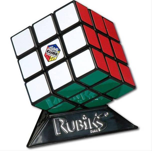 Jogo de Raciocínio - Rubik's Cubo Mágico - Hasbro